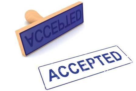 2016 College Acceptances! Check Us Out!