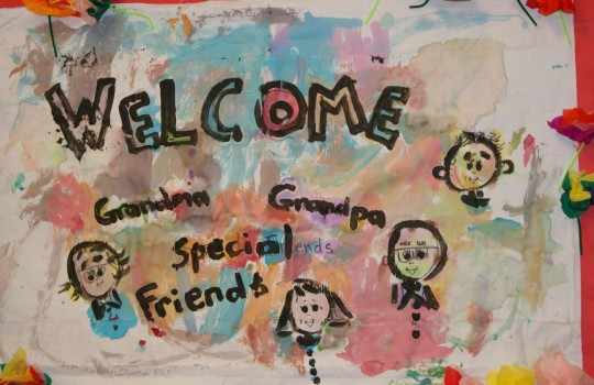 Elementary Grandparents' & Special Friends' Day – Valley Campus