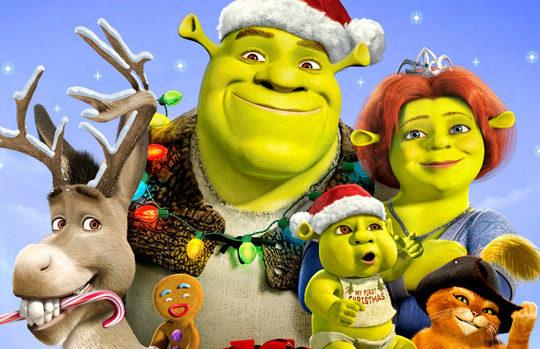 Summit View West Musical, Shrek!